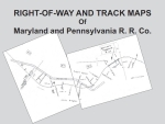 Track maps