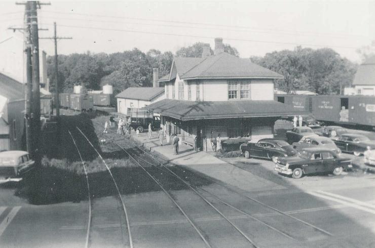 The Maryland And Pennsylvania Railroad Historical Society